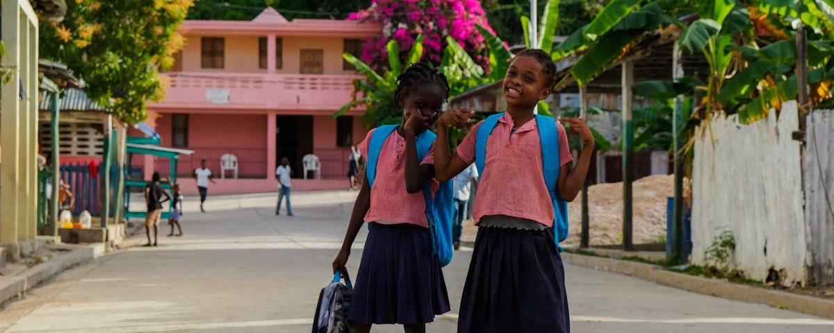 Haiti Porto Prince TeleEEG Clinic